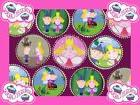 30 x ben and holly premium quality
