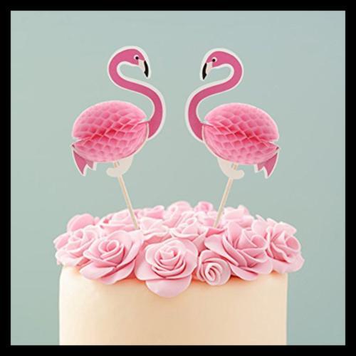 40 PC 3D Cake Cupcake Picks