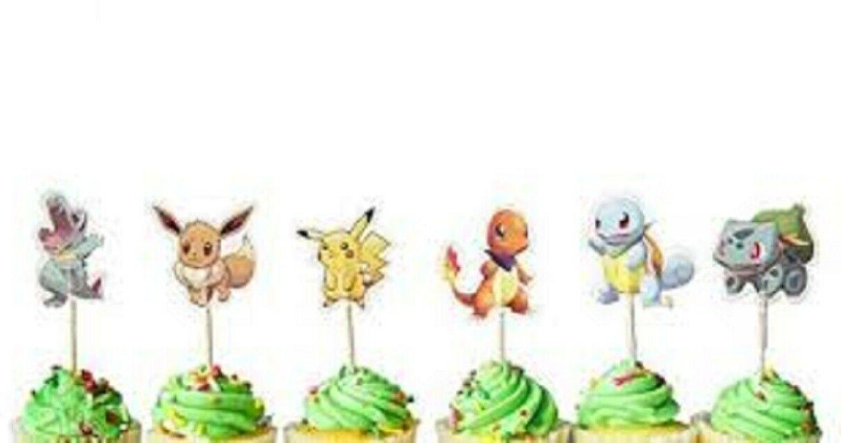 CUPCAKE TOPPERS DOUBLE