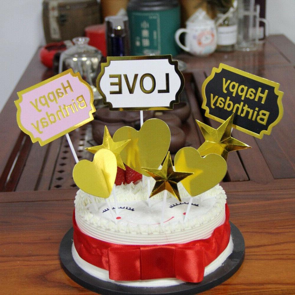 6 Cake LOVE Cupcake Party