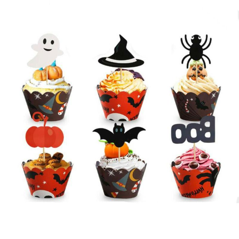 Accessory Halloween Decorative Toppers