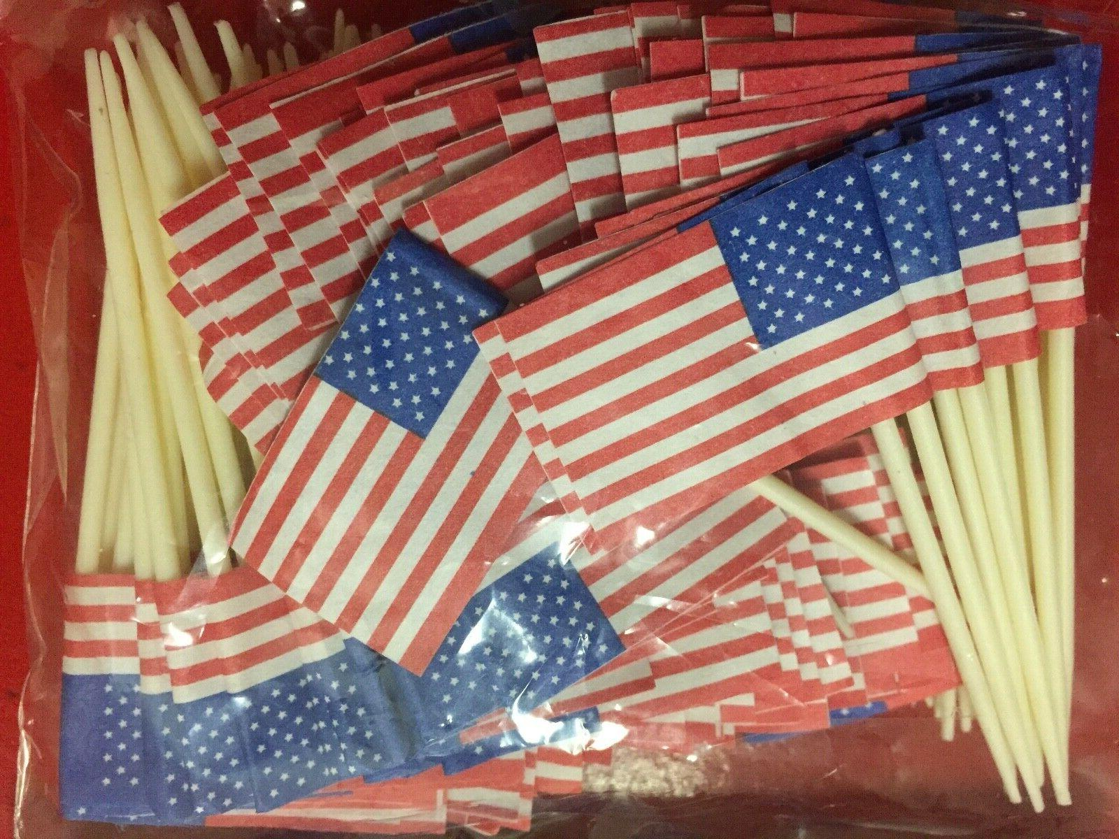 American Toppers toothpicks