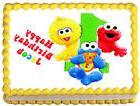 BABY SESAME STREET Big Bird Elmo Cookie monster Party Image