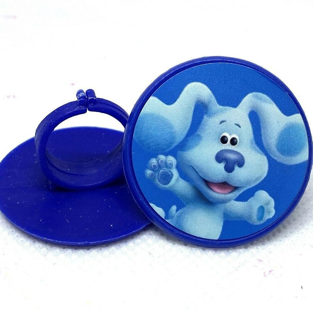 blues clues cupcake toppers cake decorations set