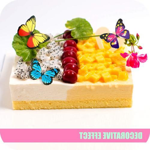 Butterfly Set, GUCUJI Cake Cupcake