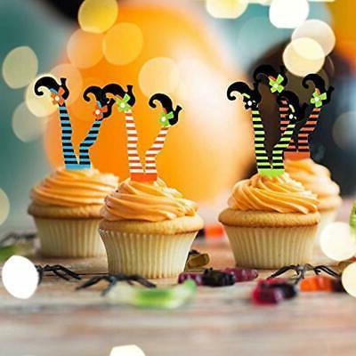 Cake Halloween Cupcake Witch's