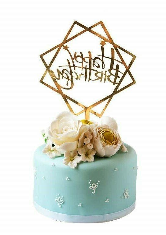 Cake birthday - PARTY
