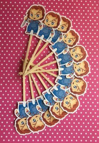 Chucky Of Cupcake