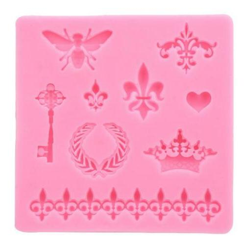 Mold Fimo Toppers Cake SG