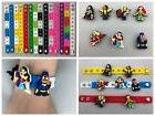 DC Girl Superhero Party Favor Cupcake Topper Charms and Sili