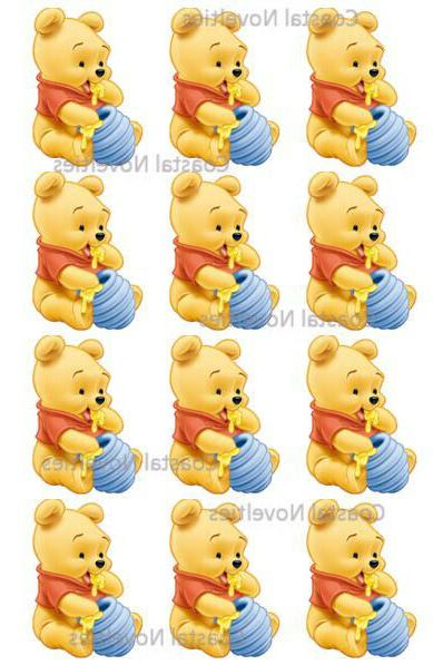 disney cake toppers baby winnie the pooh