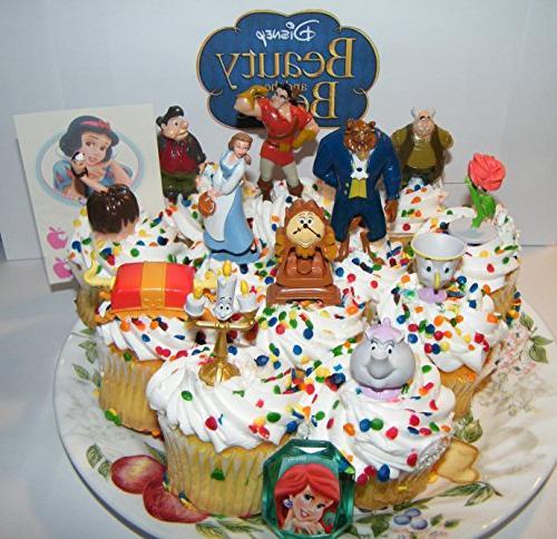 disney deluxe mini cake toppers