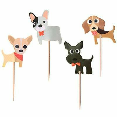Dog Toppers Puppy Theme Birthday Party