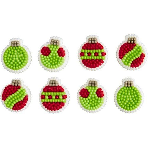 Dot Decorations 24/Pkg-Ornaments
