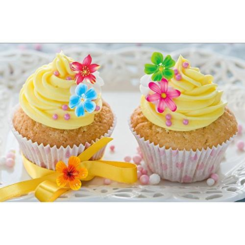 GEORLD Set Edible Wedding Cake Birthday Food Decoration