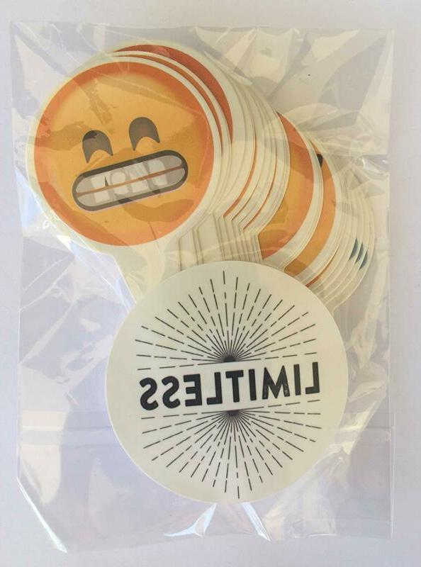 Limitless Emoji 24-Pack