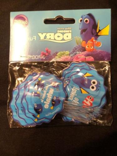 Finding Dory Wilton .2113-9367 Disney Fun of 2 bags