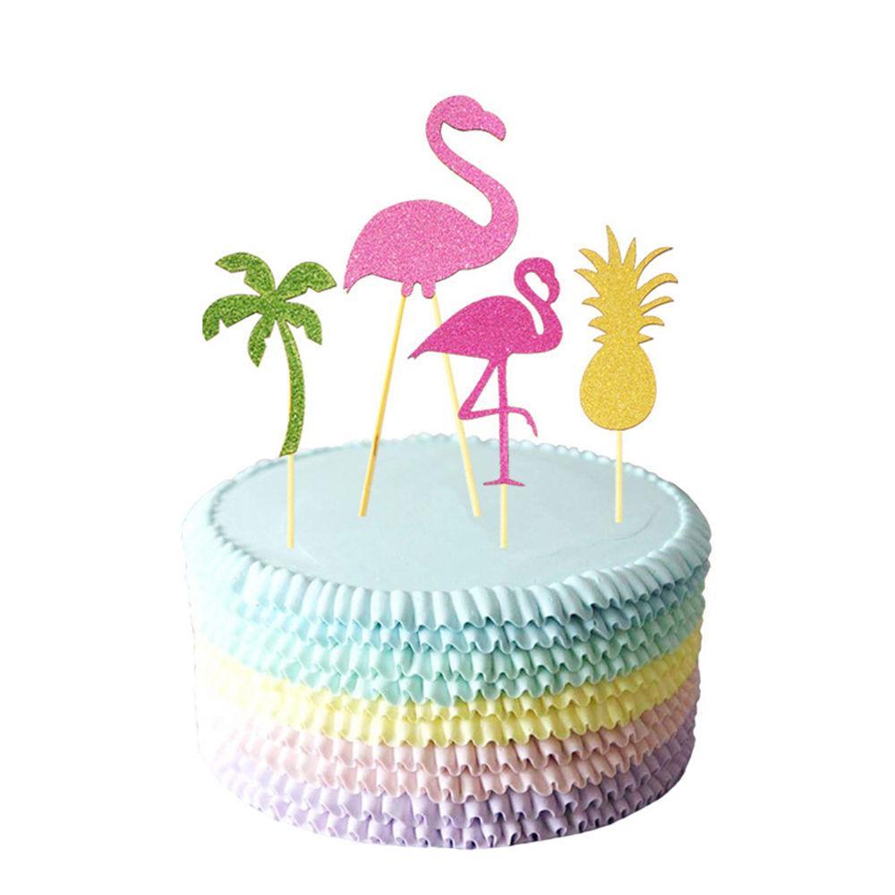 Flamingo Pineapple Wedding