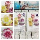 Wilton Flower Cupcake Topper Fun Pix Multicolor 3-D Flowers