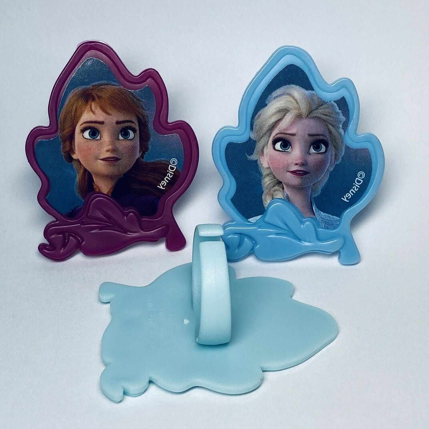 Frozen Toppers Set of