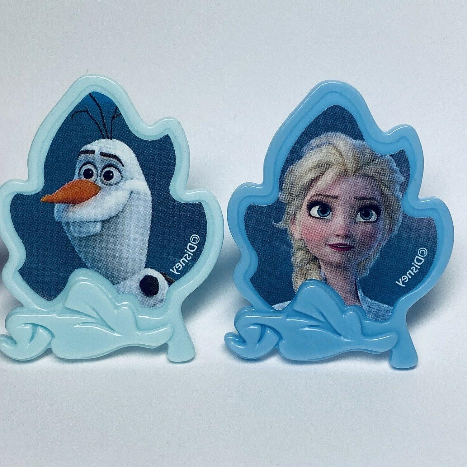 Frozen Supplies Cake Decorations Set of