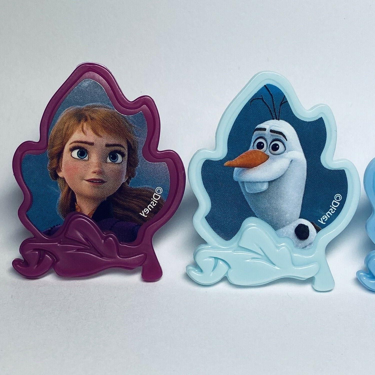 Frozen Cupcake Party Supplies Decorations