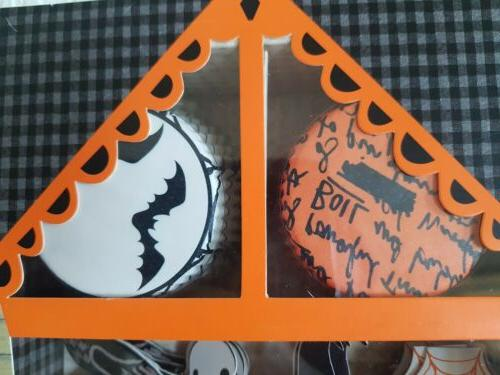 Meri Meri Trick Decor Kit Witch/Ghost NEW