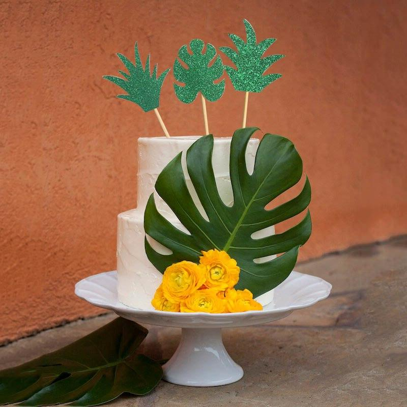 Hawaiian Table Tropical Party Supplies