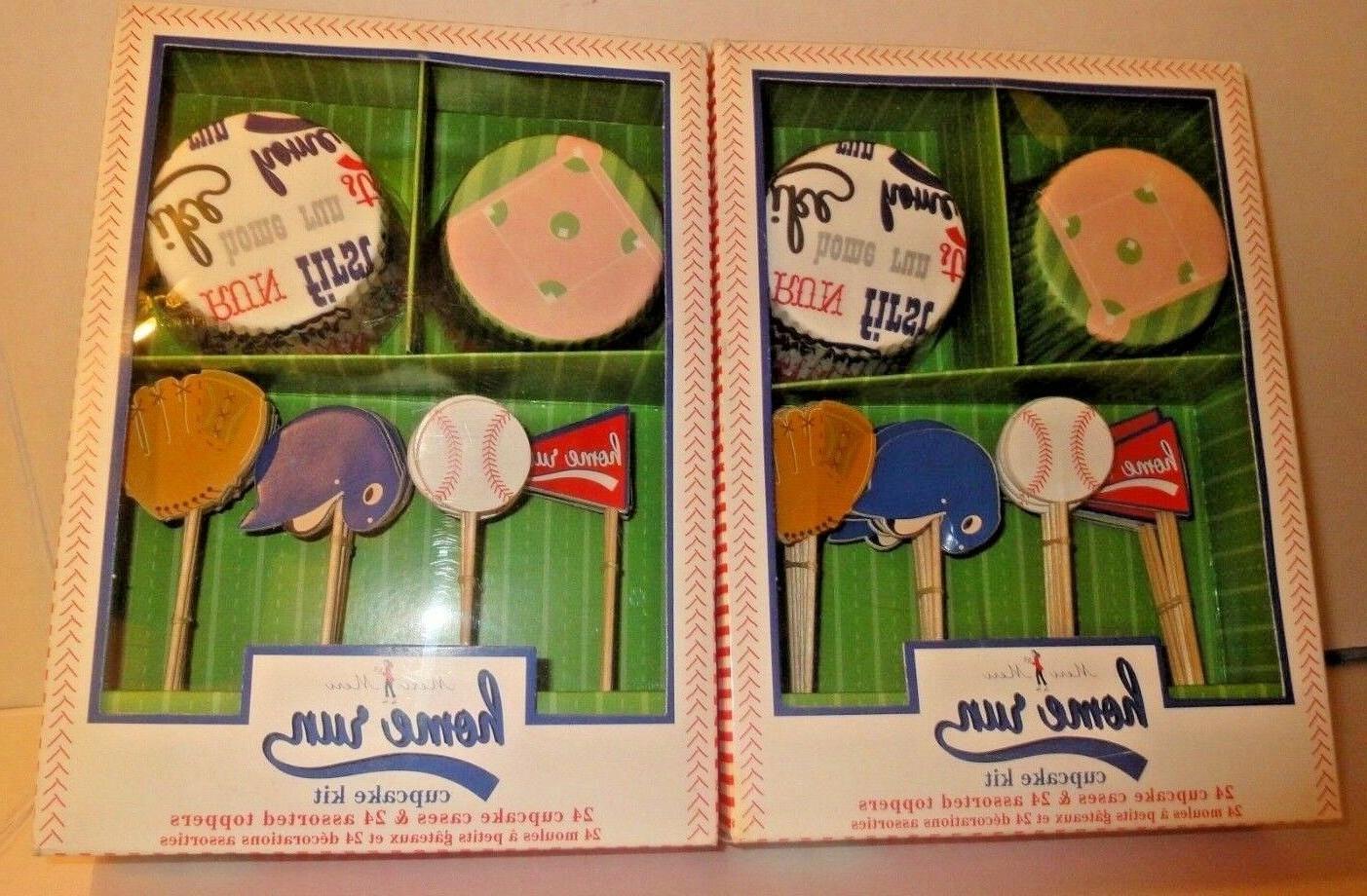 Meri Meri Home Run 48 Cases / Asst.