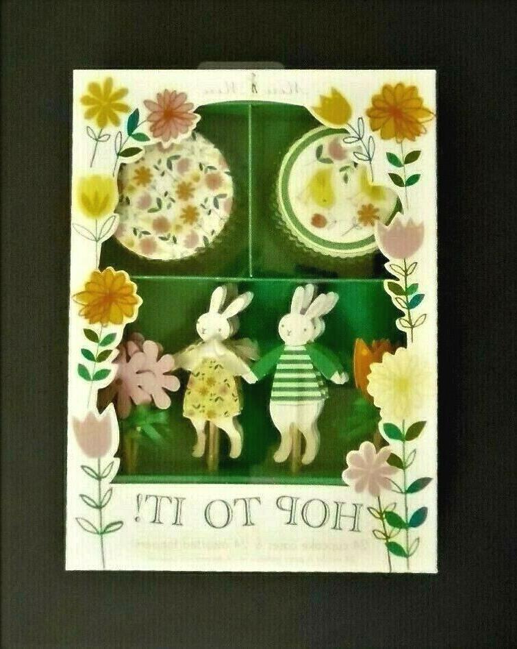 hop to it bunny rabbit 24 cupcake