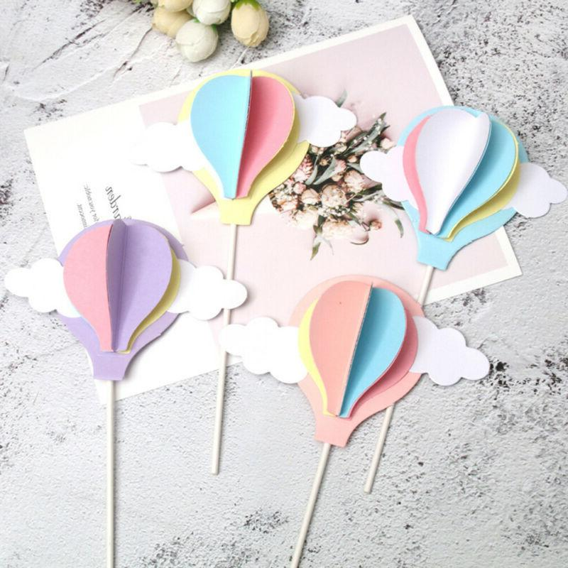 Cupcake Topper Birthday Party !