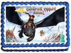 HOW TO TRAIN YOUR DRAGON Toothless Image Edible Cake topper