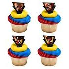 Decopac Incredibles 2 Dynamic Cupcake Rings Toppers