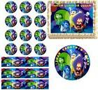 INSIDE OUT Edible Cake Topper Image Frosting Sheet Decoratio