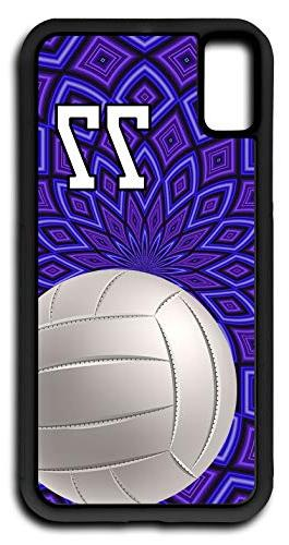 iphone case volleyball v054z choice