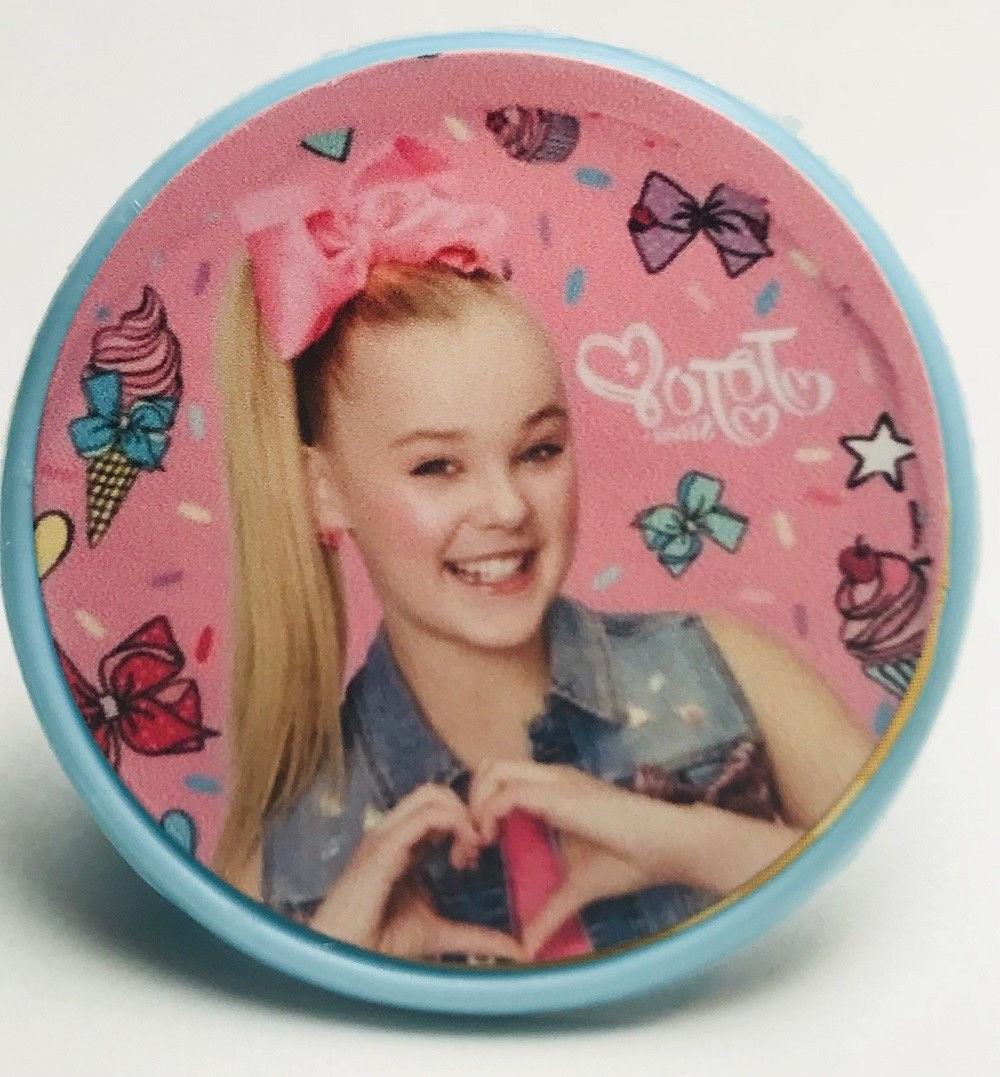 Jojo Cupcake Rings Birthday Favors - 24