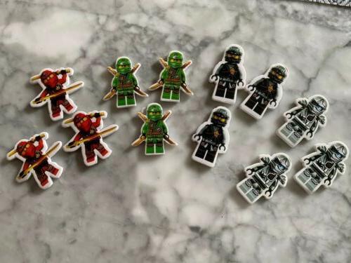 LEGO Ninjago and Set 12 Kids Supplies