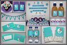 ** LITTLE MERMAID Disney Princess Birthday Party Decorations