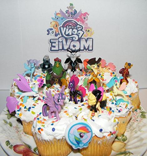 little pony movie deluxe mini