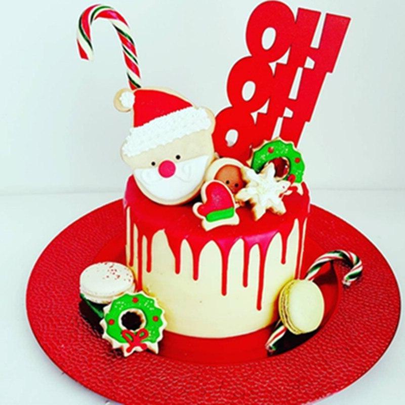 Merry <font><b>Topper</b></font> Snowman <font><b>Cupcake</b></font> <font><b>Topper</b></font> For Party Christmas 2019