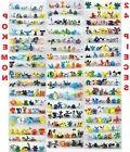 MINI POKEMON 24 PCS ACTION FIGURE PARTY FAVOR PIKACHU Cup Ca
