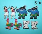moana 16 cake toppers cupcake decorations toys