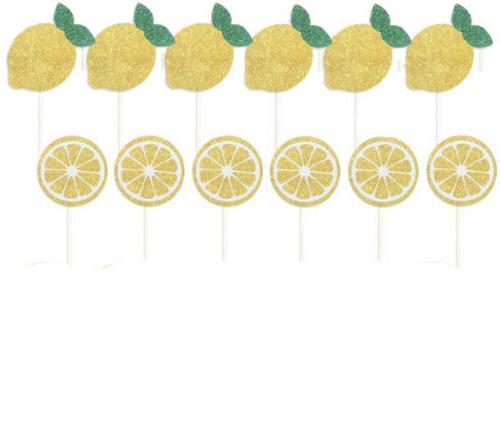 NEW Yellow Lemon 12