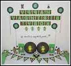 ** NINJA TURTLES 3rd 4th 5th 6th TMNT Birthday Party Decorat