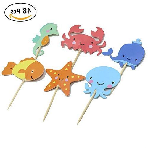ocean sea animal creature fish