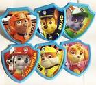 PAW Patrol Cupcake Toppers Rings - 16 Birthday Party Favors