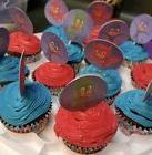 PJ Masks Cupcake Toppers Lollipop Sticks Card Stock