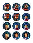 Roblox edible party cupcake toppers cupcake image sheet 12/s