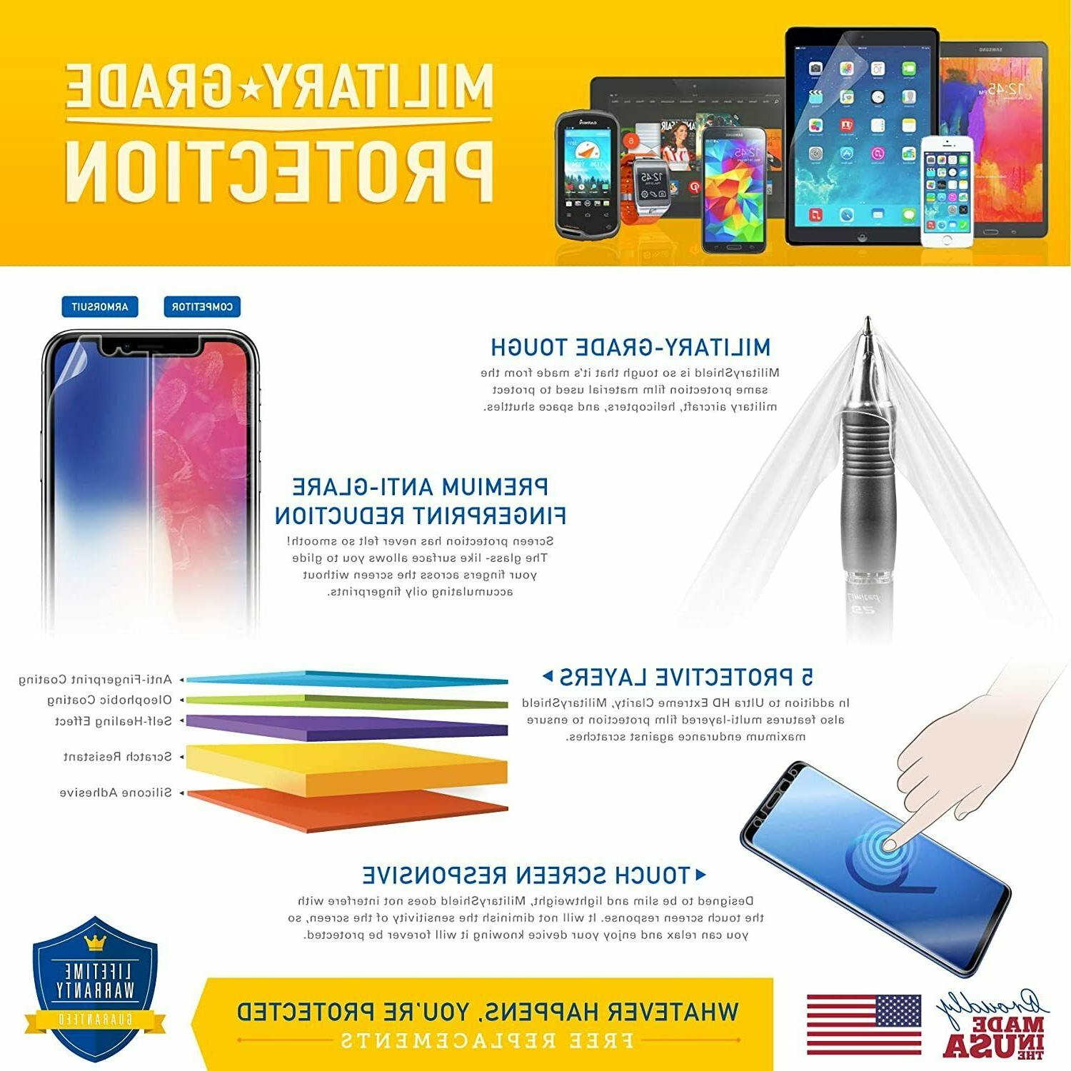 Armorsuit Protector Note 20 Ultra Note10 S8+