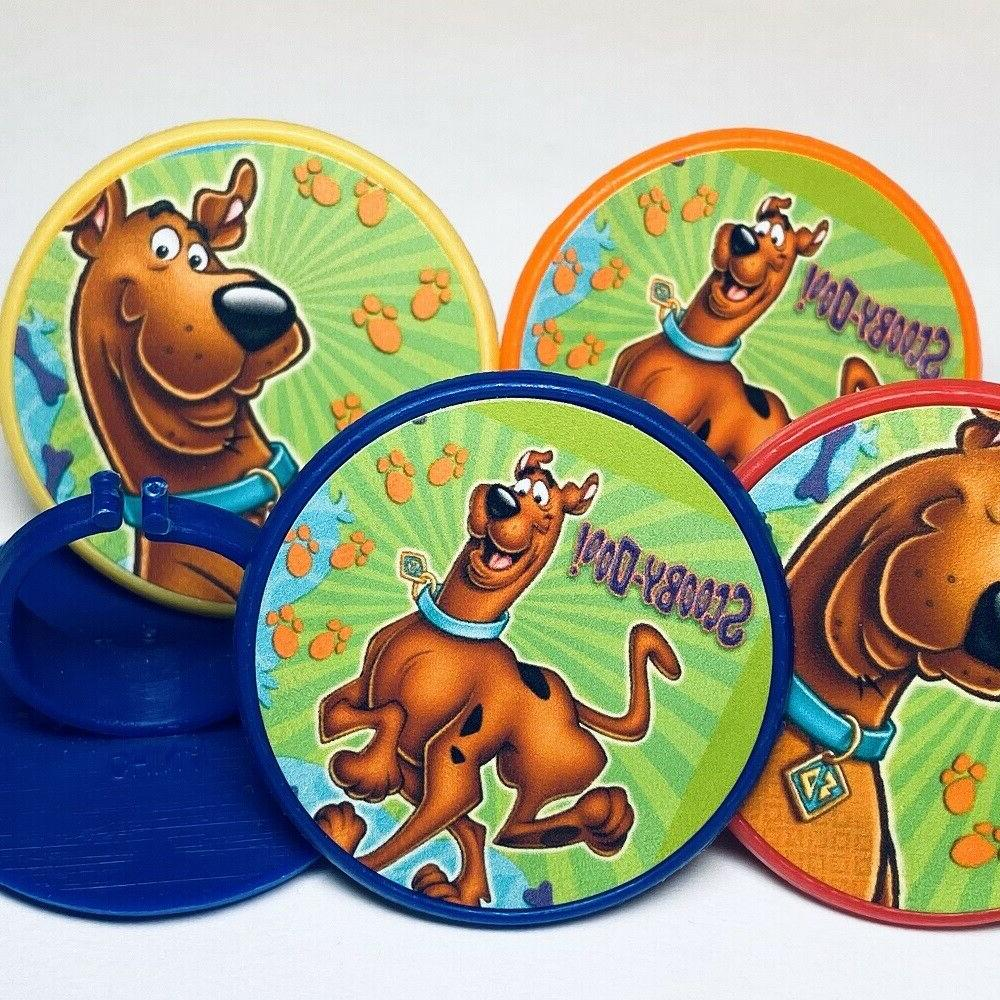 Scooby Doo Cupcake Birthday Party Supplies